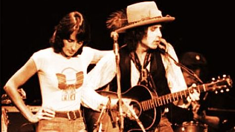 Folk & Bluegrass: Rolling Thunder Revue at MSG 1975