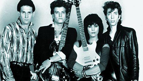 Rock: Joan Jett & the Blackhearts, '81