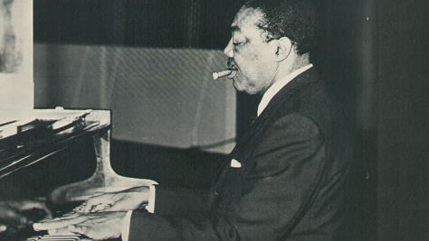 Jazz: Joe Turner Striding Along
