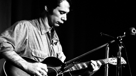 Folk & Bluegrass: John Fahey at the Great American Music Hall