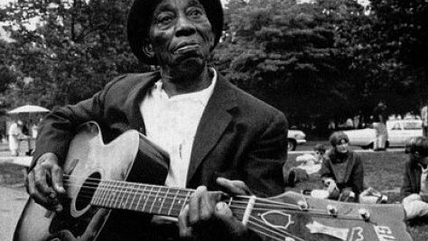 Blues: Mississippi John Hurt,1964