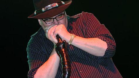 Rock: Blues Traveler Rocks Golden Gate Park