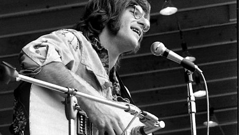 Folk & Bluegrass: John Sebastian at Tanglewood, 1970