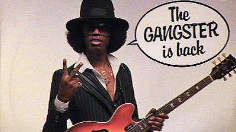 Blues: Johnny 'Guitar' Watson at Tramps, '95