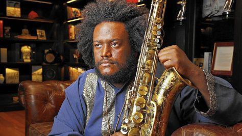 Jazz: Video: Kamasi Washington at Paste Studio