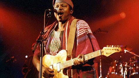 Folk & Bluegrass: King Sunny Ade's African Dance Party