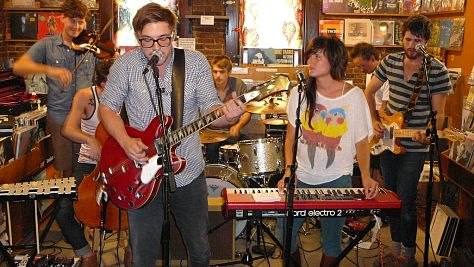 Indie: Video: Kopecky Family Band at Paste Offices