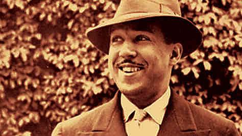 Blues: Langston Hughes Loves the Blues