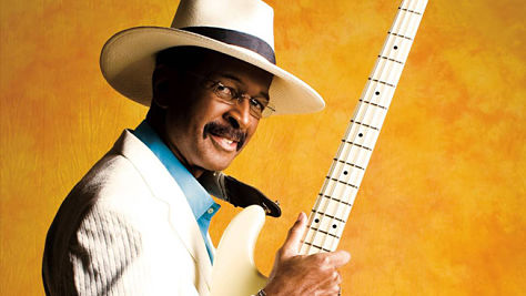 Tramps: Larry Graham Gets Funky