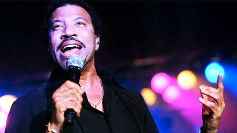 Rock: Lionel Richie All Night Long