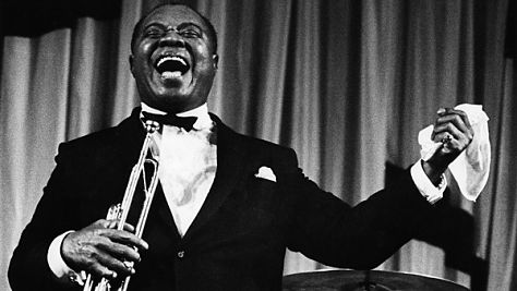 Jazz: Video: An All-Star Salute to Satchmo