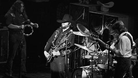 Rock: Video: Marshall Tucker Rocks Houston