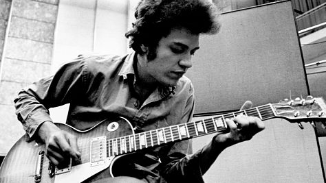 Blues: Mike Bloomfield at the Record Plant