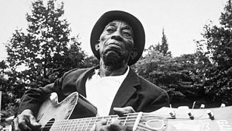 Folk & Bluegrass: Mississippi John Hurt at the Ash Grove