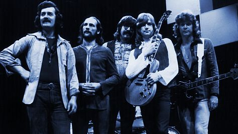 Rock: New Release: Moody Blues at the LA Forum