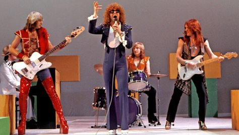 Rock: Mott the Hoople in NYC, '74