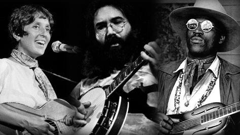Folk & Bluegrass: Murder Ballads Playlist