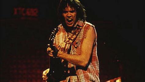 Rock: Uncut: Neil Young & Crazy Horse, 1986
