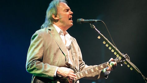 Rock: Neil Young & Crazy Horse in Philly, 2007