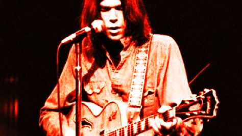 Bill Graham: Neil Young & Crazy Horse, 1970