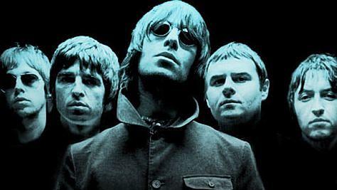 Rock: Oasis in Glasgow, '94