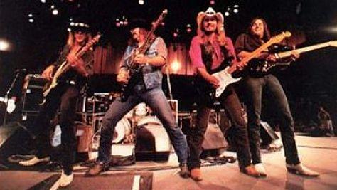 Rock: The Outlaws Invade Saratoga