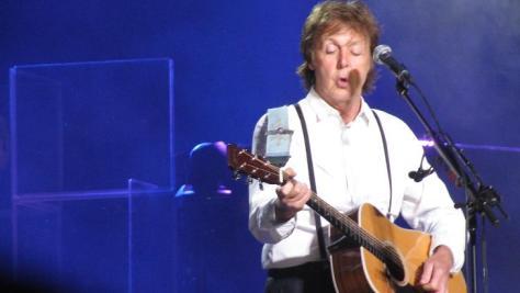 Rock: Paul Sings 'Yesterday'