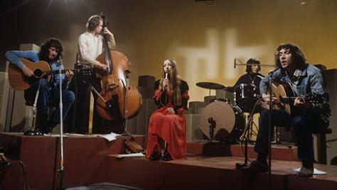Folk & Bluegrass: Pentangle Plays Berkeley, 1970