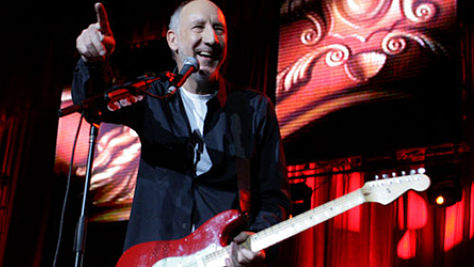 Rock: Video: Pete Townshend Gets Theatrical