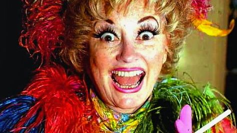 Comedy: Phyllis Diller's Searing Standup