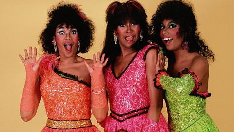 Rock: The Pointer Sisters 'Break Out'