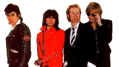Rock: The Pretenders Play Central Park