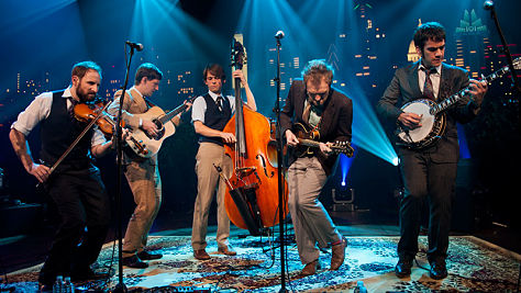 Folk & Bluegrass: The Punch Brothers at SXSW, 2012