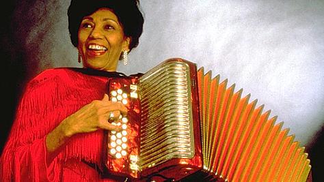 Folk & Bluegrass: Queen Ida's Zydeco Dance Party