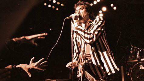 Rock: The Kinks in Santa Monica, 1977