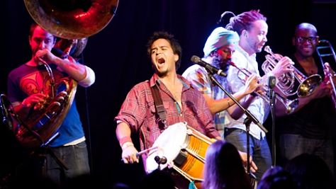 Indie: Video: Red Baraat at SXSW, 2013