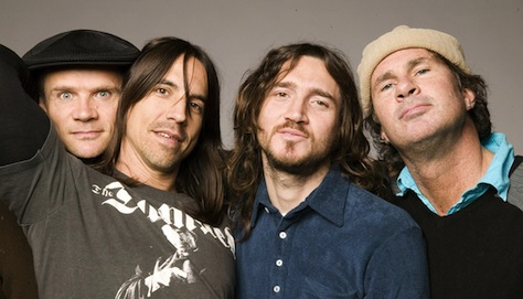 Rock: Video: Red Hot Chili Peppers at Woodstock