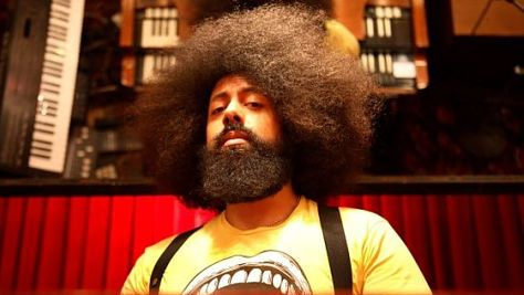 Comedy: Reggie Watts' Bizarre Genius