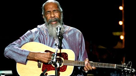 Newport Folk: Richie Havens, Newport 2008