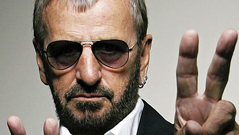 Rock: Ringo and the All-Starr Band, 2001