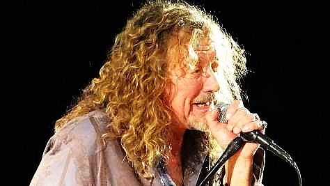 Rock: Robert Plant Rambles at the Beacon