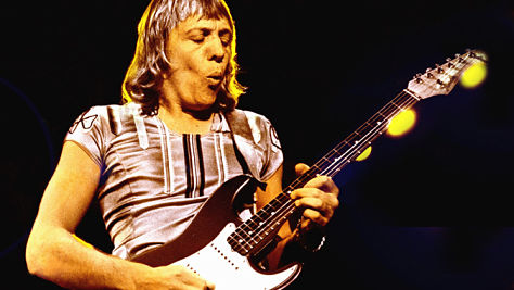 Rock: Robin Trower at the Park West, '76