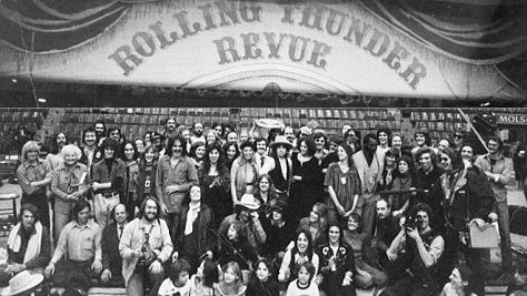 Rock: Vault History: The Rolling Thunder Revue