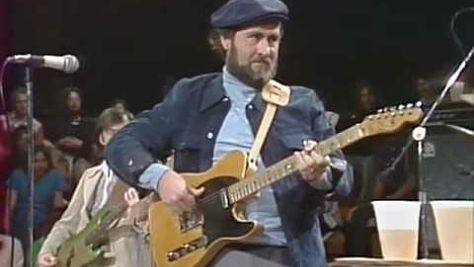 Blues: Uncut: Roy Buchanan, 1974