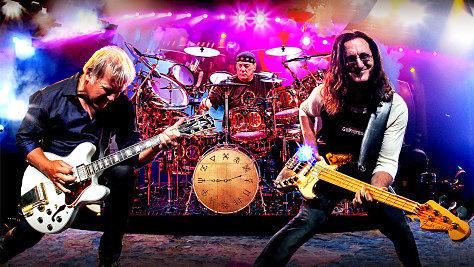 Capitol Theatre: Rush's Prog-Rock Anthems