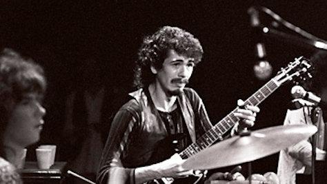 Rock: Santana Rides Again