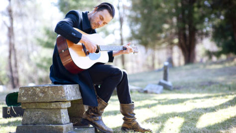 Folk & Bluegrass: Simon Felice's Tender Tales
