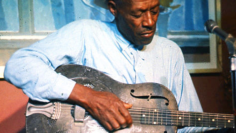 Blues: Son House's Chilling Delta Blues