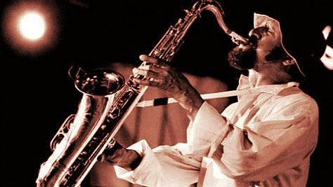 Newport Jazz: Sonny Rollins in 1973