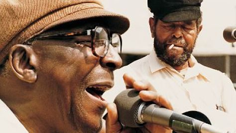 Newport Folk: Sonny Terry & Brownie McGhee